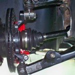 Disco y pinza de VW Sant Anna